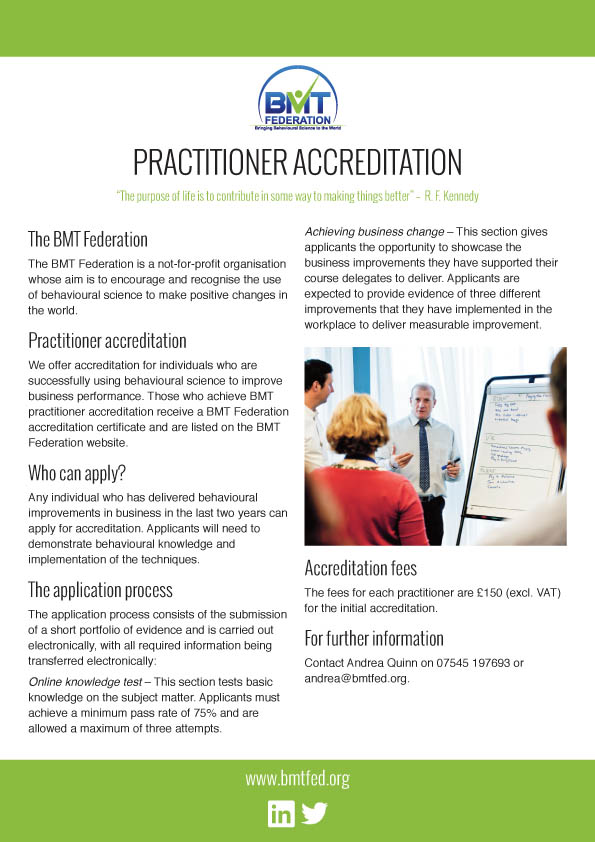 Practitioner-Accreditation